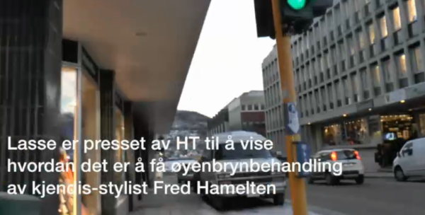 Harstad tidende TV